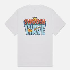 Мужская футболка Nike Summer Wave White