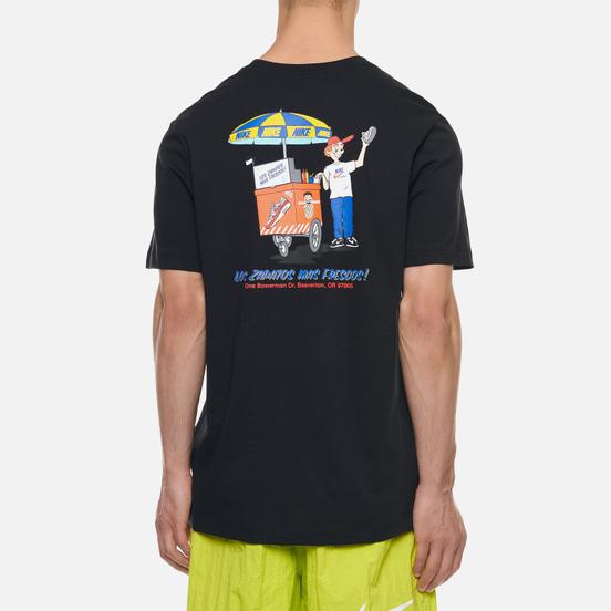 Мужская футболка Nike Food Cart Black
