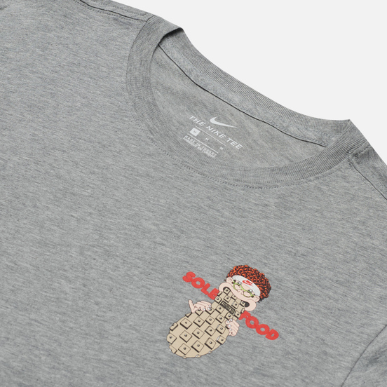 Мужская футболка Nike Food Cart Dark Grey Heather