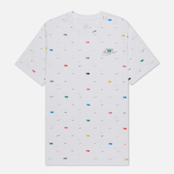 Мужская футболка Nike Mlti-Color All Over Print White