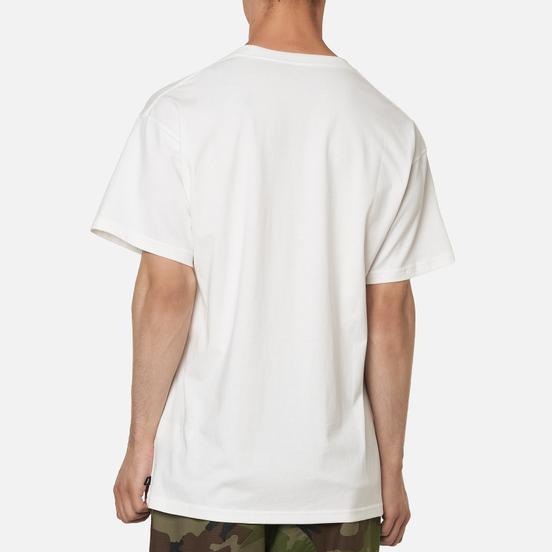 Мужская футболка Nike SB Fortune White