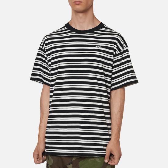 Мужская футболка Nike SB YD Stripe Black