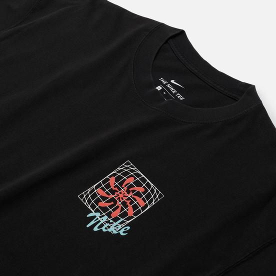 Мужская футболка Nike SB Vibes Black
