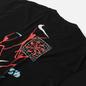 Мужская футболка Nike SB Vibes Black фото - 2