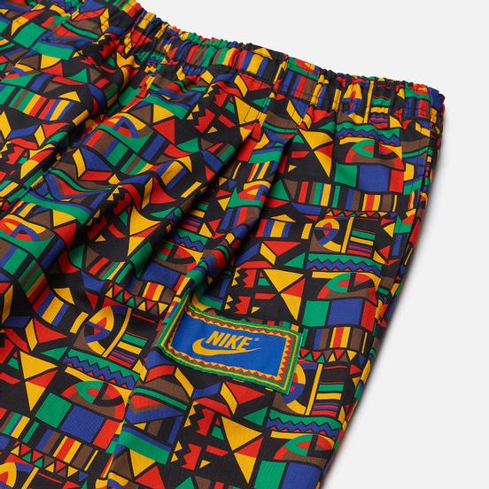 Мужские брюки Nike Reissue All Over Print Black/Multi
