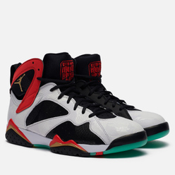 Мужские кроссовки Jordan Air Jordan 7 Retro Greater China White/Chile Red/Black/Metallic Gold