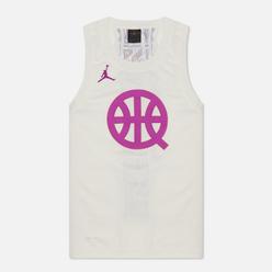 Мужская футболка Jordan Air Basket-Ball Quai 54 Sail