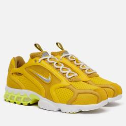 Кроссовки Nike Air Zoom Spiridon Cage 2 Saffron Quartz/Metallic Silver