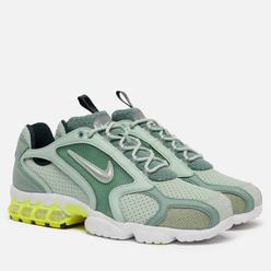 Мужские кроссовки Nike Air Zoom Spiridon Cage 2 Pistachio Frost/Metallic Silver