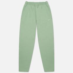 Мужские брюки Nike NRG Solo Swoosh Fleece Steam/White
