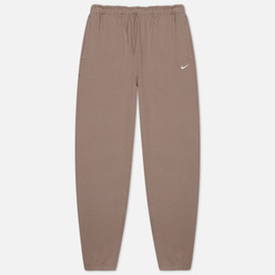 Мужские брюки Nike NRG Solo Swoosh Fleece Olive Grey