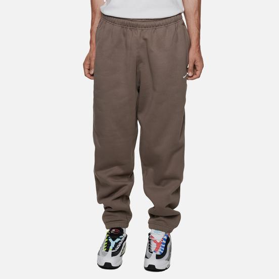 Мужские брюки Nike NRG Solo Swoosh Fleece Olive Grey