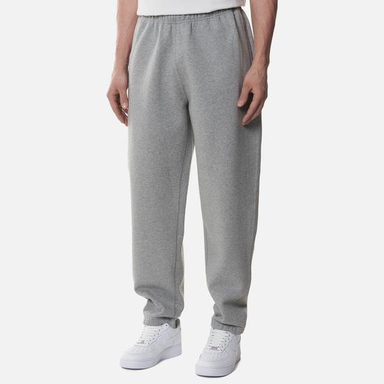Мужские брюки Nike NRG Solo Swoosh Fleece Dark Grey Heather/White
