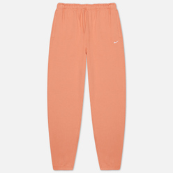 Мужские брюки Nike NRG Solo Swoosh Fleece Healing Orange