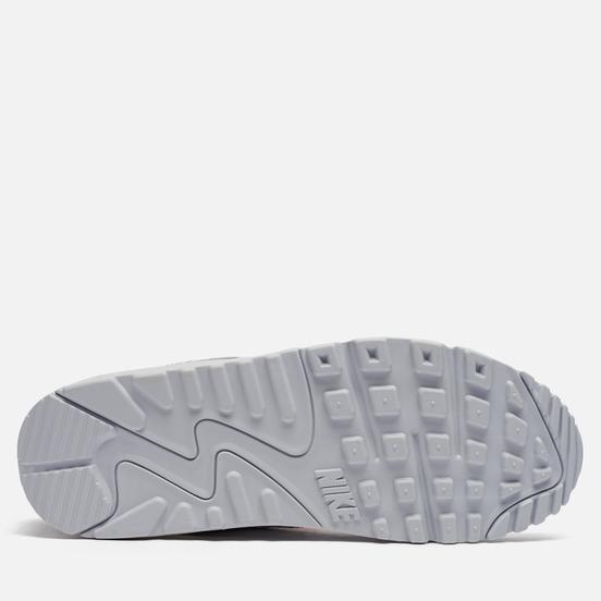 Мужские кроссовки Nike Air Max 90 Euro Tour White/University Red/Midnight Navy