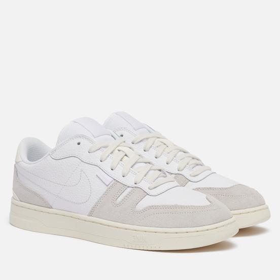 Мужские кроссовки Nike Squash Type White/White/Platinum Tint/Sail
