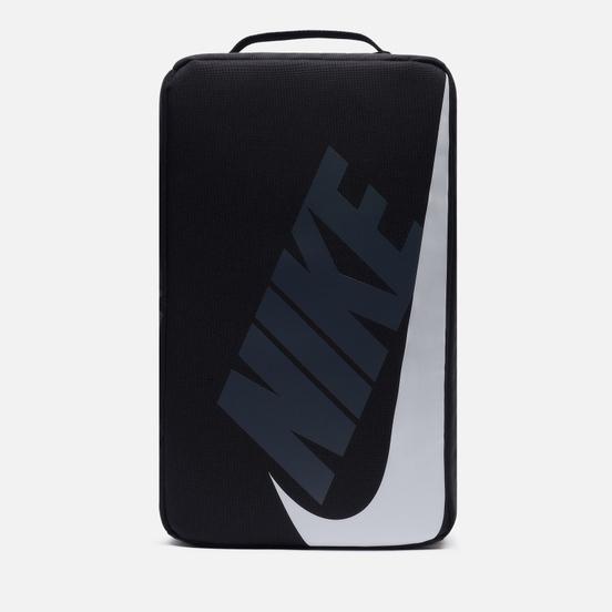 Сумка Nike Air Shoebox Black/Black/Smoke Grey