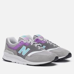 Женские кроссовки New Balance CW997HVA Grey/Purple
