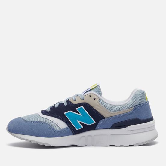 Женские кроссовки New Balance CW997HVF Navy/Grey