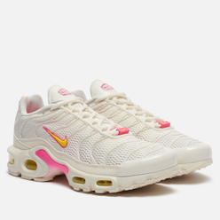 Женские кроссовки Nike Air Max Plus Sail/Opti Yellow/Digital Pink