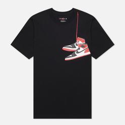 Мужская футболка Jordan Air Jordan 1 Crew Black