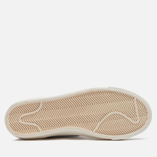 Женские кроссовки Nike Blazer Mid 77 White/Light Bone/Sail