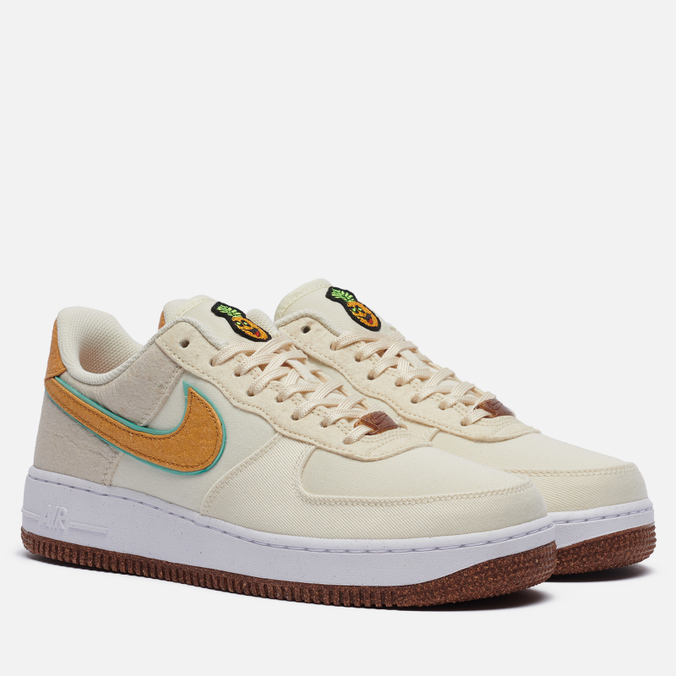 Кроссовки Nike Air Force 1 07 Premium Pineapple