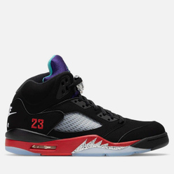 Мужские кроссовки Jordan Air Jordan 5 Retro Top 3 30th Anniversary Black/New Emerald/Fire Red/Grape Ice