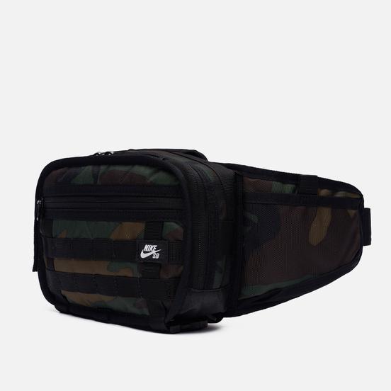 Сумка на пояс Nike SB RPM Smit Black/Black/White