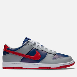 Мужские кроссовки Nike Dunk Low SP Samba Hyper Blue/Samba/Silver