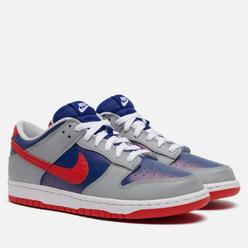 Мужские кроссовки Nike Dunk Low SP Samba Hyper Blue/Samba/Silver