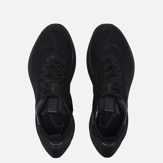 Женские кроссовки Nike Zoom Double Stacked Black/Black/Black/Dark Smoke Grey
