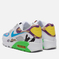 Кроссовки Nike x Ruohan Wang Air Max 90 QS Flyleather Multi-Color/Multi-Color фото - 2