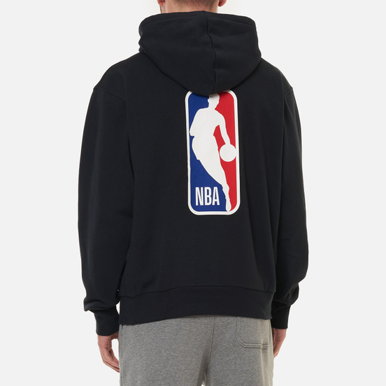 Мужская толстовка Nike x NBA Essentials Fleece Team 31 Hoodie Black