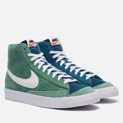 Мужские кроссовки Nike Blazer Mid '77 Vintage Suede Mix Healing Jade/White/Ash Green/White