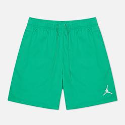 Мужские шорты Jordan Jumpman Poolside Stadium Green/White