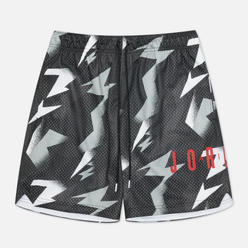 Мужские шорты Jordan Jumpman Air Mesh All Over Print Black