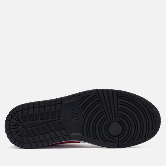Женские кроссовки Jordan Wmns Air Jordan 1 Low SE Multi-Color Black Toe White/White/Hyper Royal/University Red