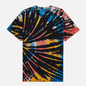 Мужская футболка Nike Tie Dye Black/Bright Crimson/White фото - 0