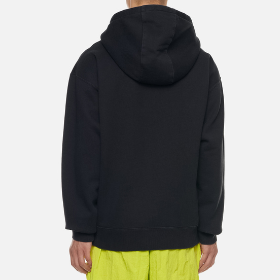 Мужская толстовка Nike NRG Washed Hoodie Black/White