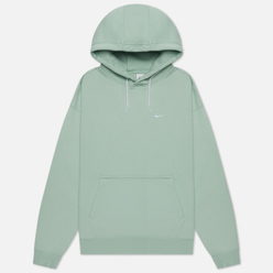Мужская толстовка Nike NRG Washed Hoodie Pistachio Frost/White