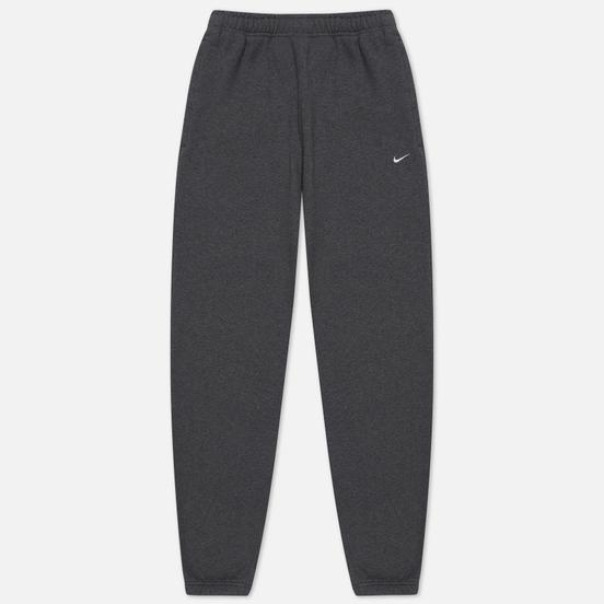 Мужские брюки Nike NRG Washed Charcoal Heathr/White