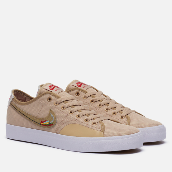 Мужские кроссовки Nike SB Blazer Court DVDL Grain/Parachute Beige/Light Bone/Sail