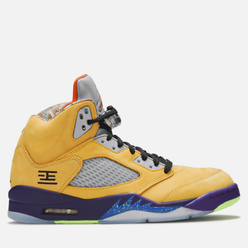 Мужские кроссовки Jordan Air Jordan 5 Retro SE What The Varsity Maize/Solar Orange/Court Purple