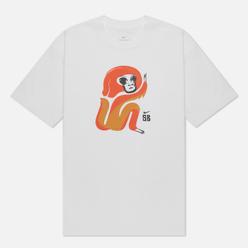 Мужская футболка Nike SB Artist 3 White/Black