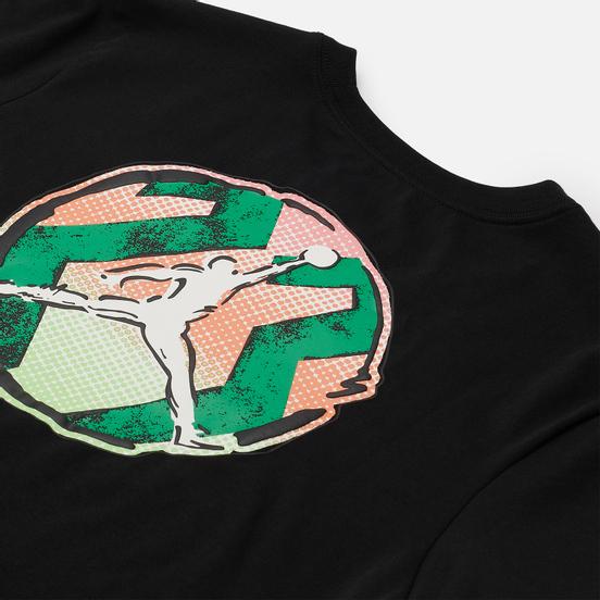 Мужская футболка Jordan Sport DNA HBR Crew Black