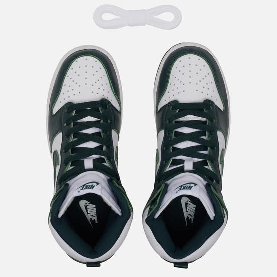 Мужские кроссовки Nike Dunk High SP Pro Green White/Pro Green/Pro Green