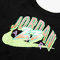 Мужская футболка Jordan 23 Swoosh Crew Neck Black фото - 2