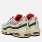 Мужские кроссовки Nike Air Max 95 Era Safari Sail/New Green/Forest Green фото - 2