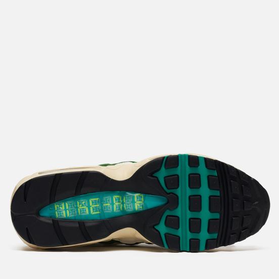 Мужские кроссовки Nike Air Max 95 Era Safari Sail/New Green/Forest Green